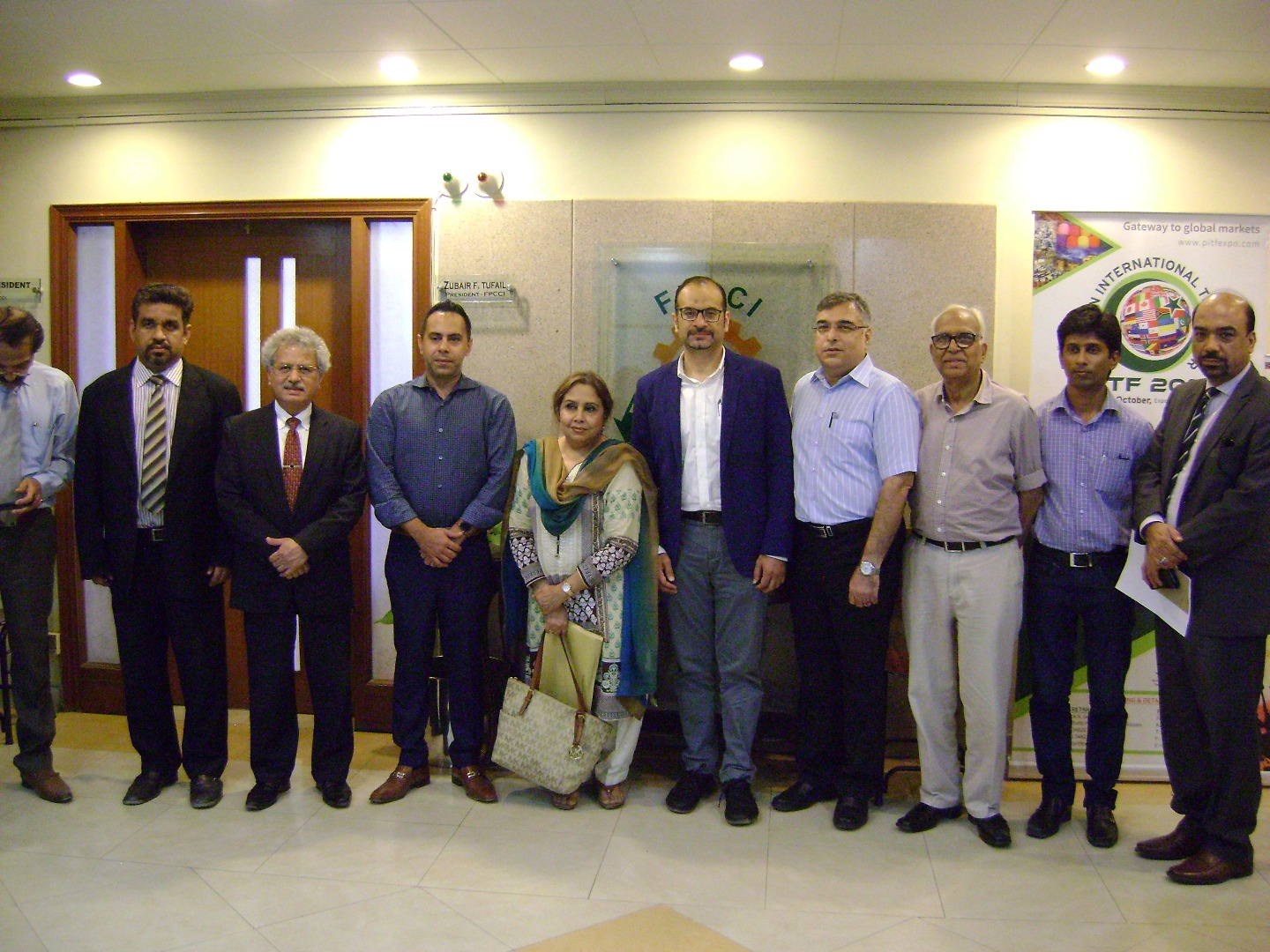 PHA Convenes its First Meeting of FPCCI Standing Committee on Hotels 2017 at FPCCI Clifton Karachi