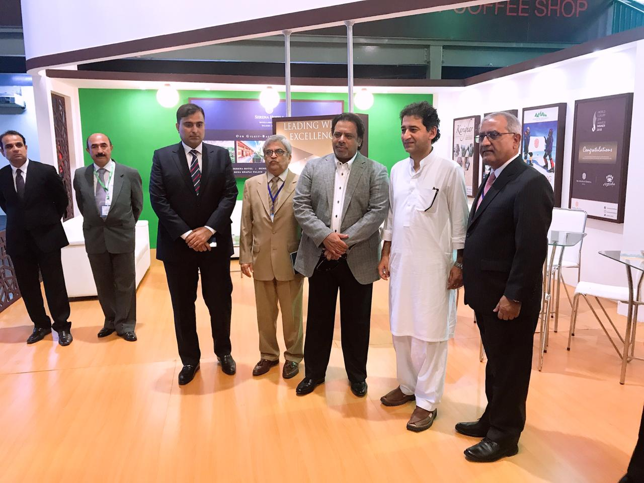 PHA participated and invited its Members at Pakistan Travel Mart 2018 at Karachi Expo C