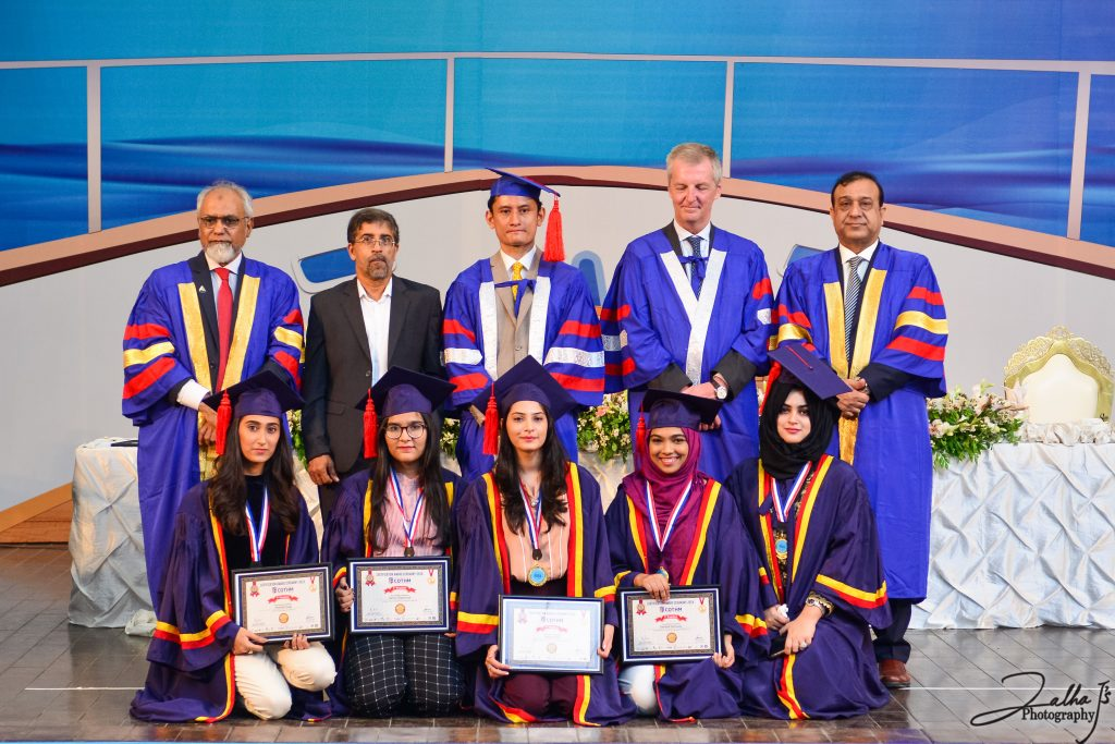 Association Chairman & Members attended COTHM Karachi 5th Convocation Ceremony on August 25, 2019