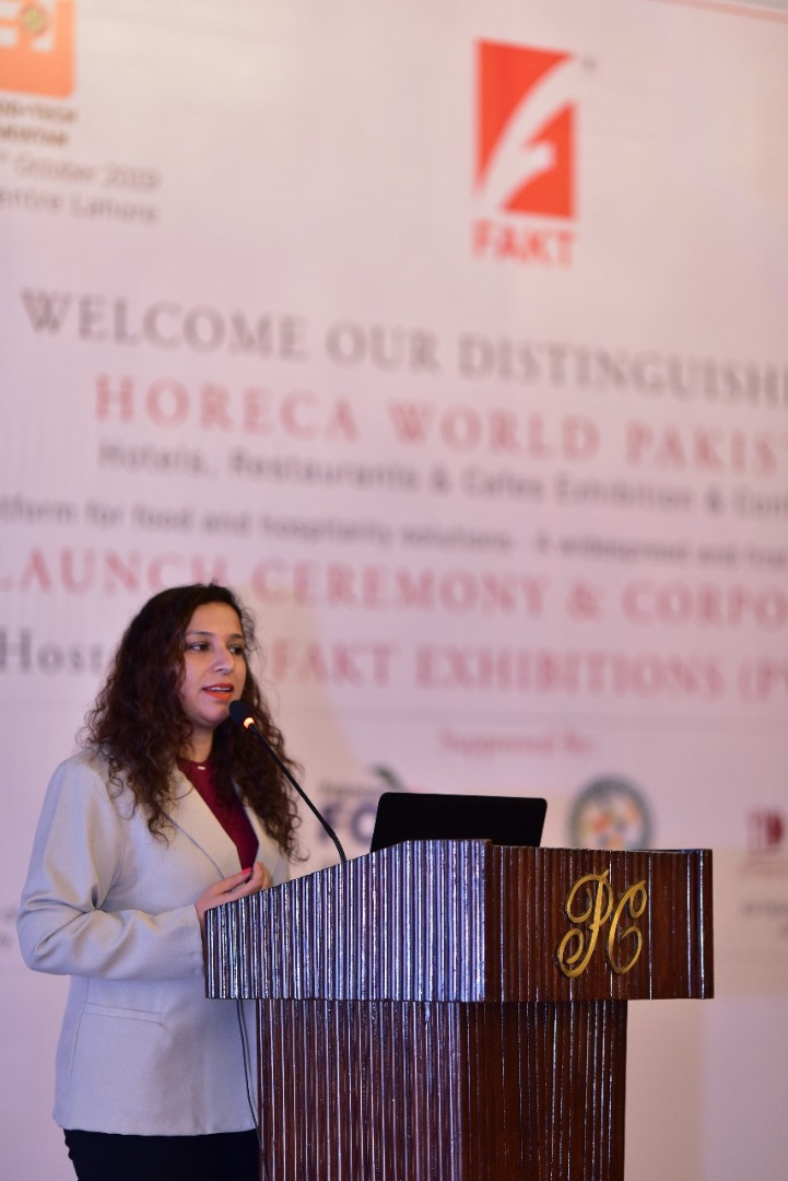 PHA participates in HORECA Soft Launching Ceremony held at PC Hotel Lahore for HORECA World Pakistan