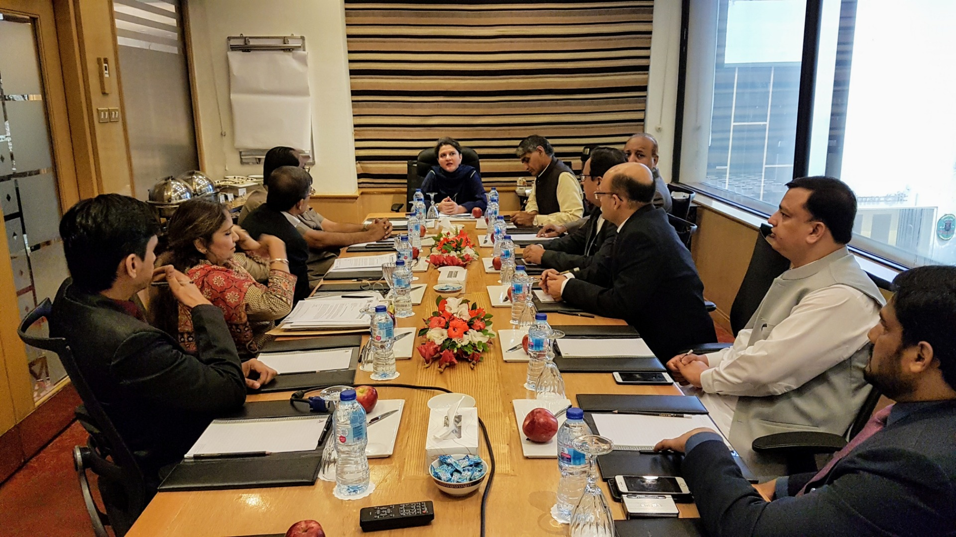 PHA Members Meeting with Ministry of Inter Provincial Coordination, Islamabad held at Karachi