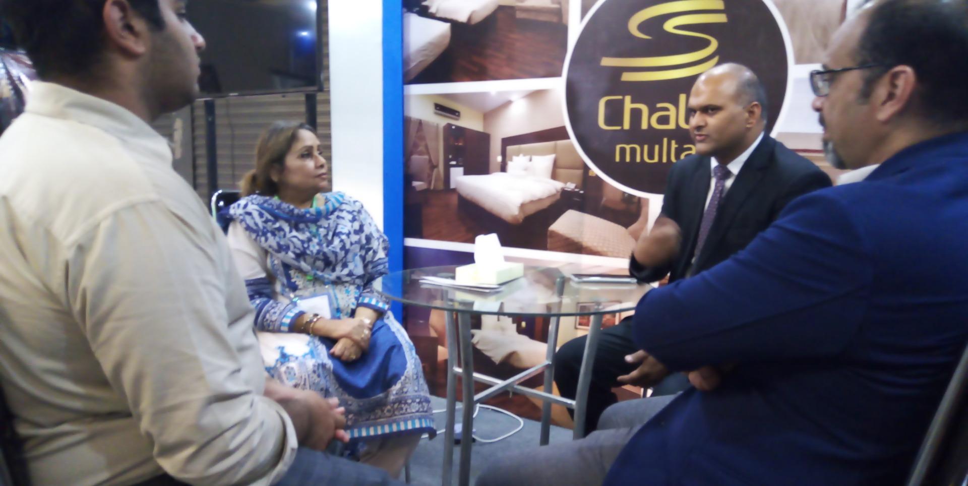 PHA participation at Pakistan Travel Mart 2019 held at Karachi EXPO Centre