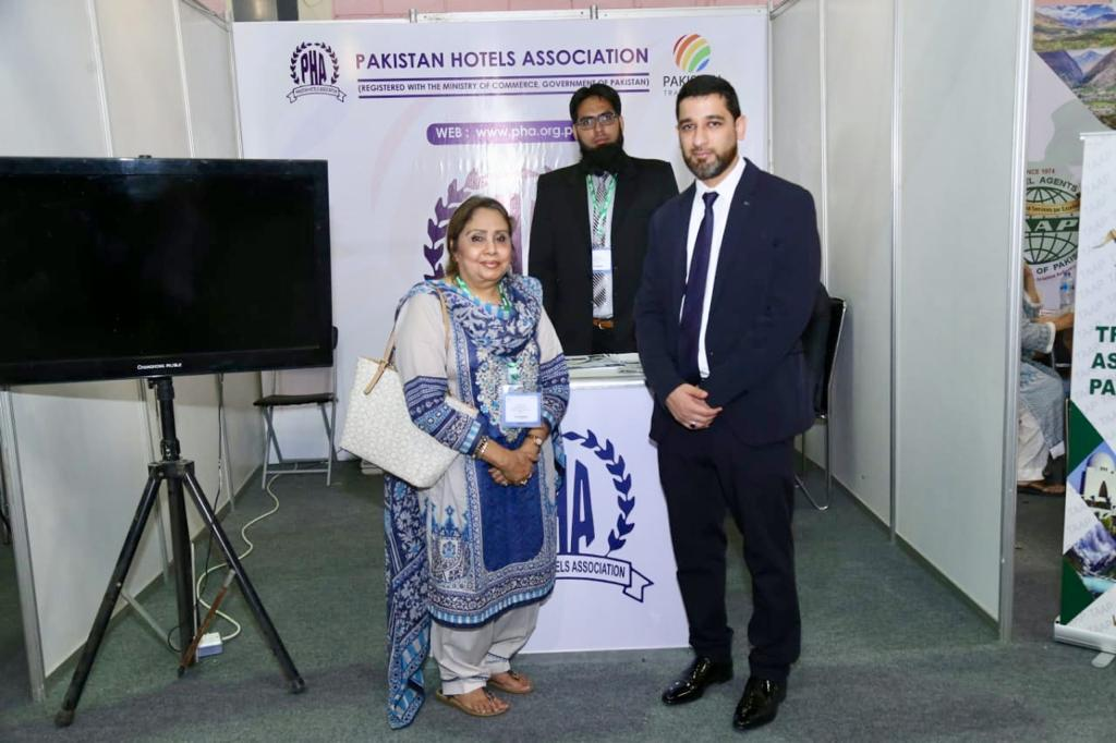 Association actively participated at Pakistan Travel Mart 2019 held on 8-10th October, 2019