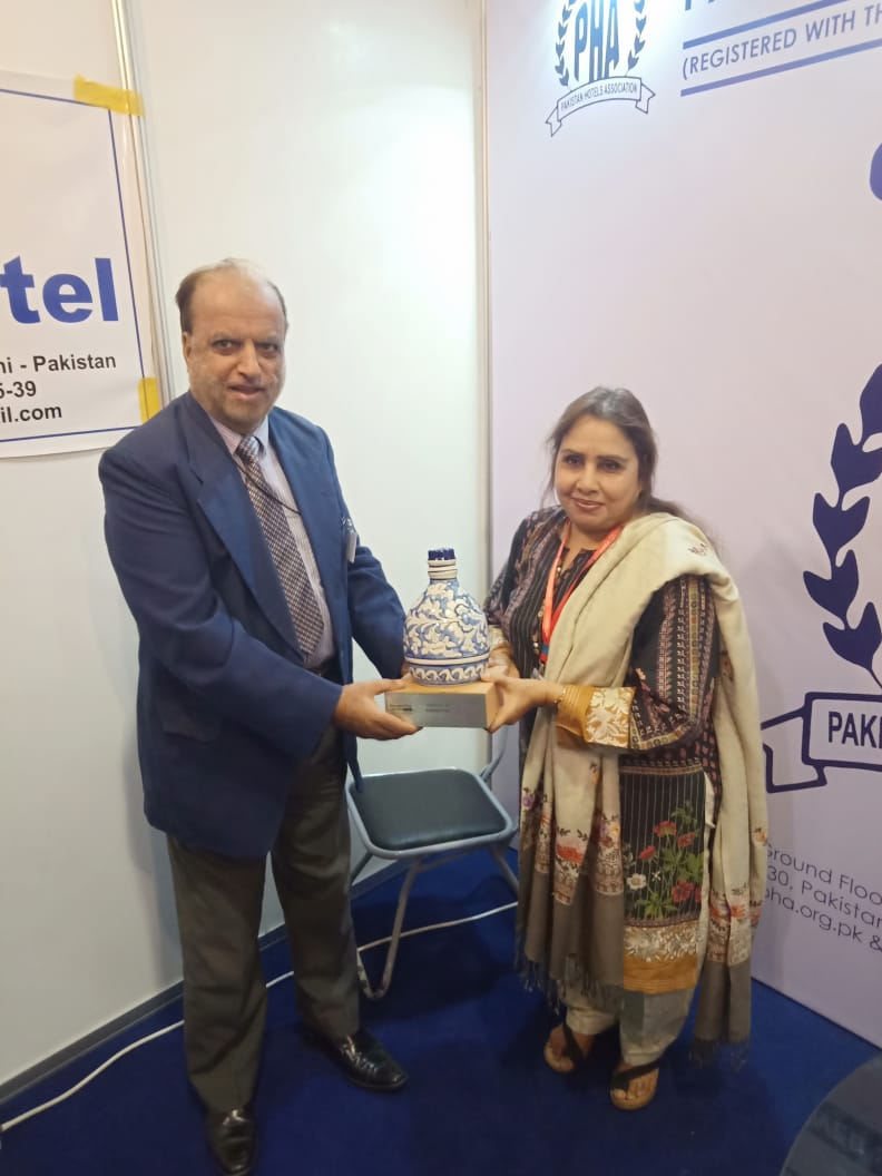 PHA participation at Pakistan Hospitality Show 2019 held on 3-5 December, 2019 at Expo Centre Karach