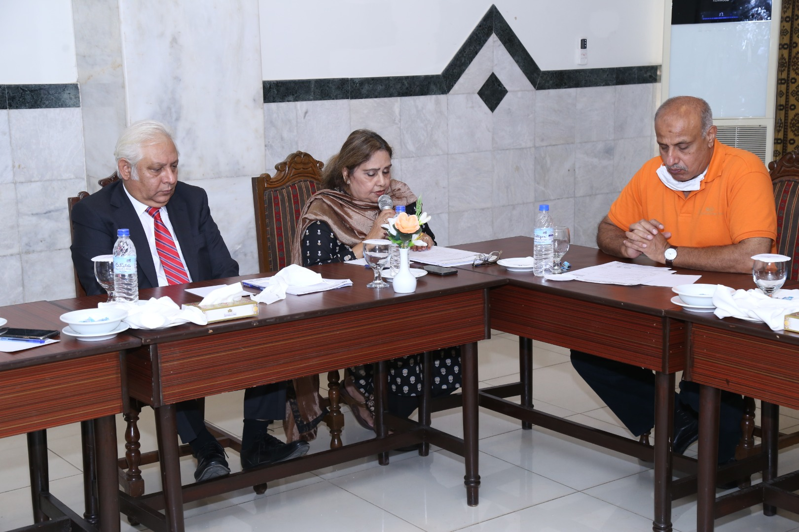 56th Annual General Meeting of PHA was held at Regent Plaza Hotel, Karachi on September 29, 2020